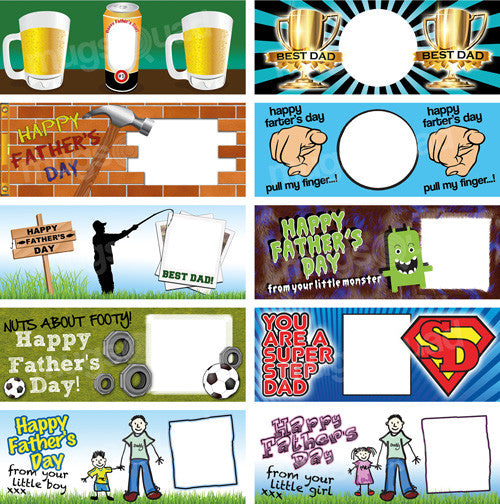10 Father's Day Templates - Mug Squad Templates - 2