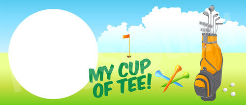 Cup of Tee Mug Template - Mug Squad Templates