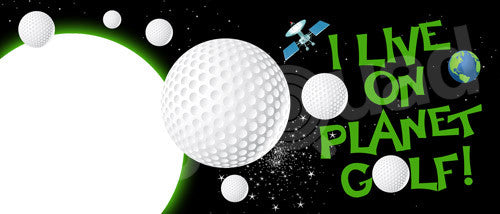 Planet Golf Mug Template - Mug Squad Templates