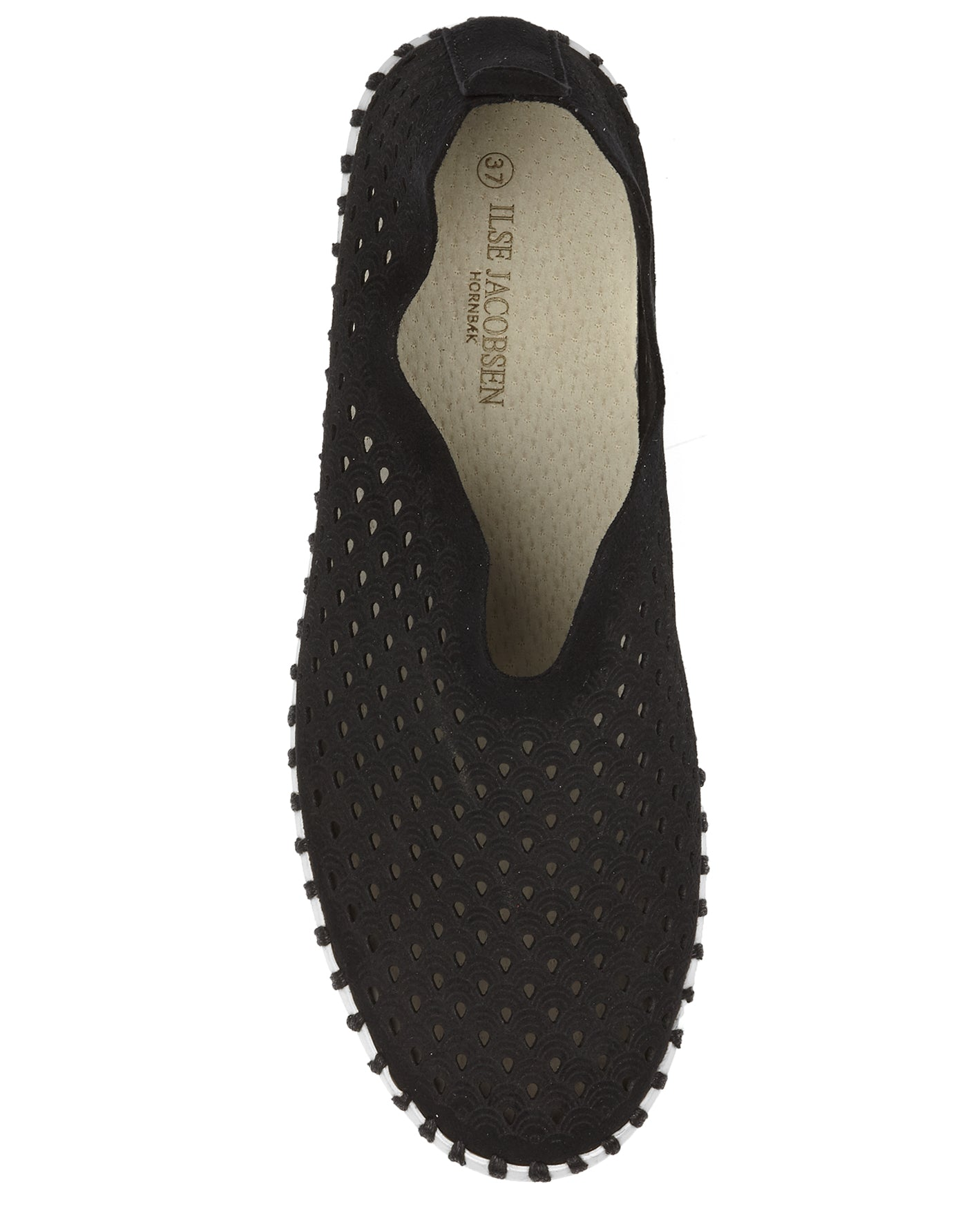 Tulip 3275 Black - The Espadrille Hut