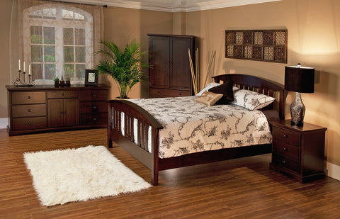 WW Shaker Bedroom