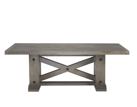 Amish handcrafted solid wood table Acton Central