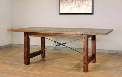 RS Beam Table