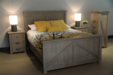 WW Farmhouse Bed