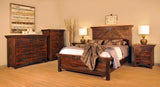 Rustic Carlisle Bedroom