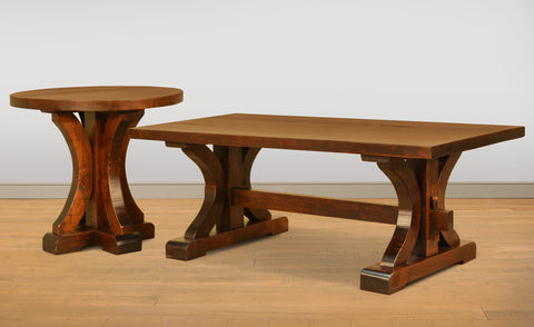RS Rustic Carlisle Occasional Tables