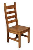 RS Rustic Ladder Back w/ Splined Seat