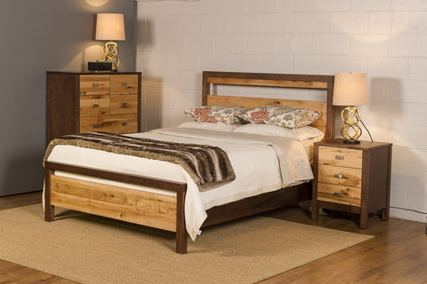 WW Heartwood Modena Bedroom