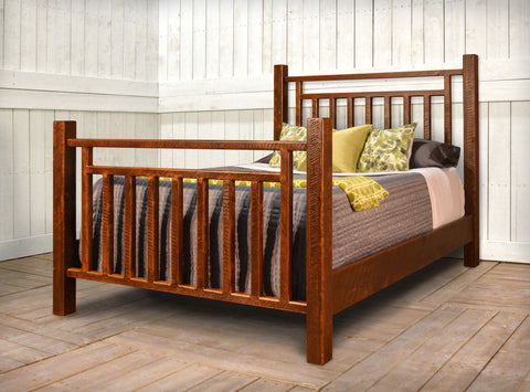 RS Stone Cottage Porch Bed