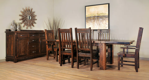 RS Timber Dining Collection