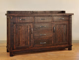 RS Timber Sideboard