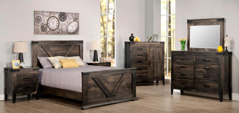HS - Chattanooga Bedroom Collection