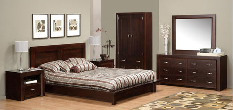 HS - Contempo Bedroom Collection
