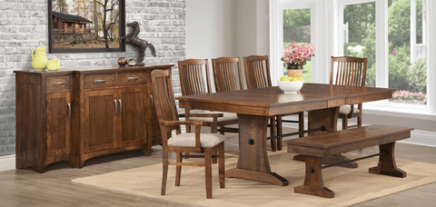 HS - Glengarry Dining Collection