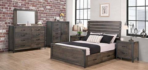 HS - Portland Bedroom Collection