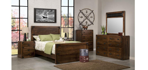 HS - Saratoga Bedroom Collection