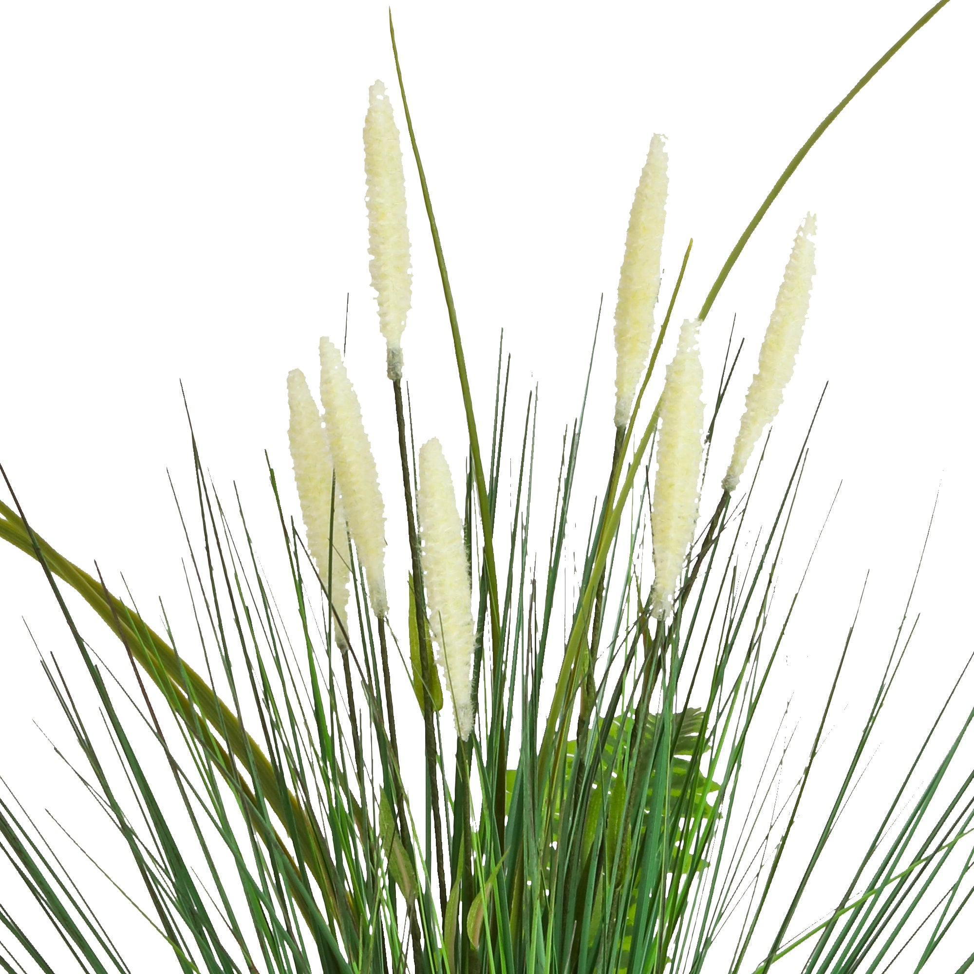 Pictures Of Ornamental Grass Breeze point p00013s 21 lifelike potted artificial fern and breeze point p00013s 21 lifelike potted artificial fern and ornamental grass plant in decorative pot workwithnaturefo