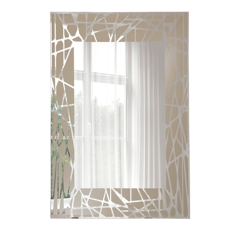 Decorative Mirrors - The Breeze Point Home Decor Mirror Collection