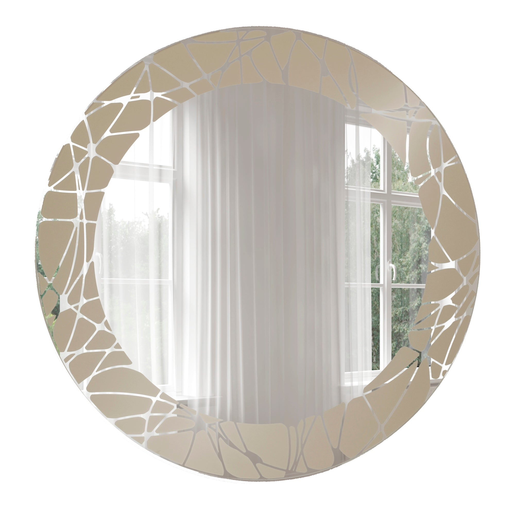 to for you circle an mirror mantle decor i love just round not the but white how a give pin all of decorate idea