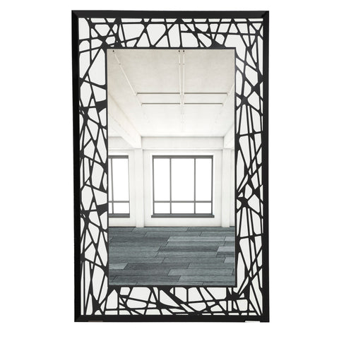 Rectangular Wall Mirrors by Breeze Point – Breeze Point Home Decor