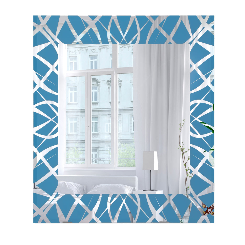 Rectangular Wall Mirrors By Breeze Point Tagged Deep Sky