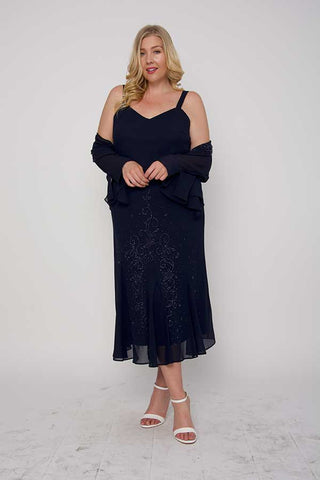 Long Formal Mother of the Bride Dress