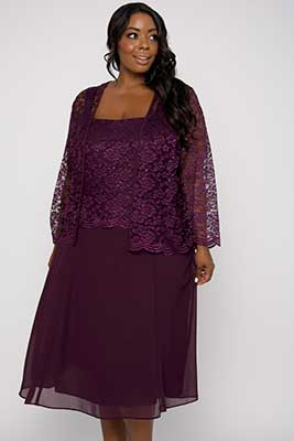 f87c76a20b1 Plus Size Mother of the Bride Dresses for the Fall