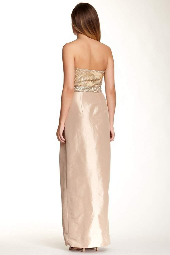 Sue Wong Long Formal Dress Evening Gown Prom - The Dress Outlet