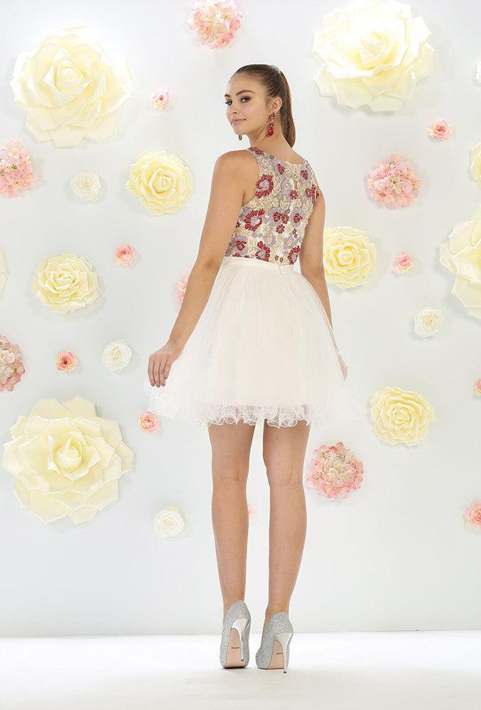 Short Wedding Dress - The Dress Outlet