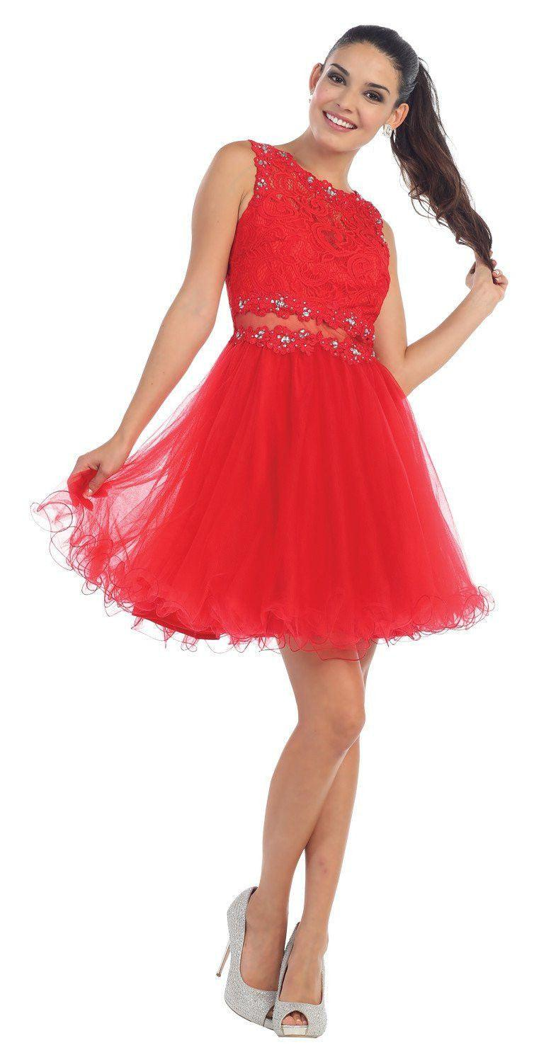 Short Prom Dress Formal Homecoming Dressoutlet The Dress Outlet