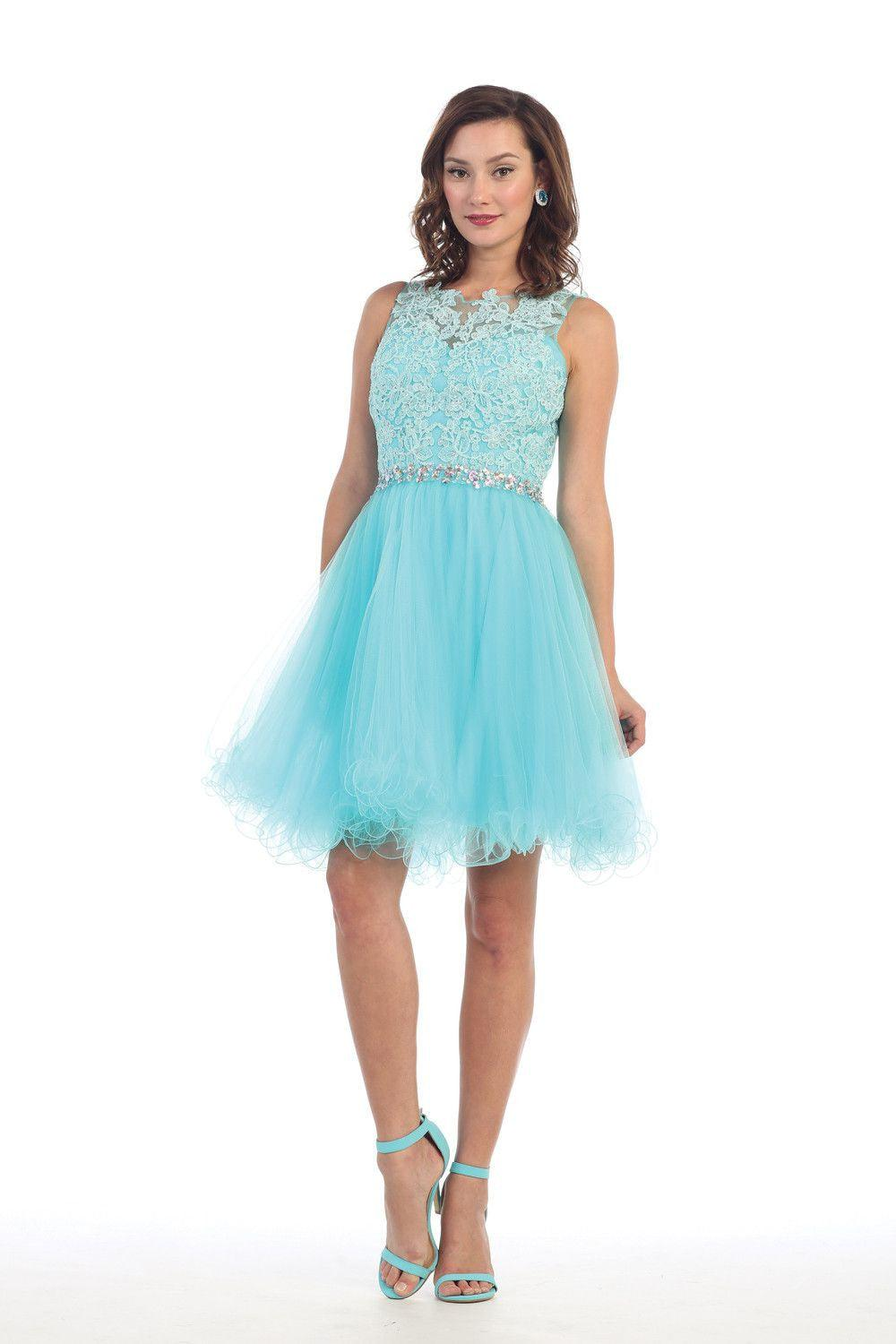 Short Homecoming Dresses - The Dress Outlet