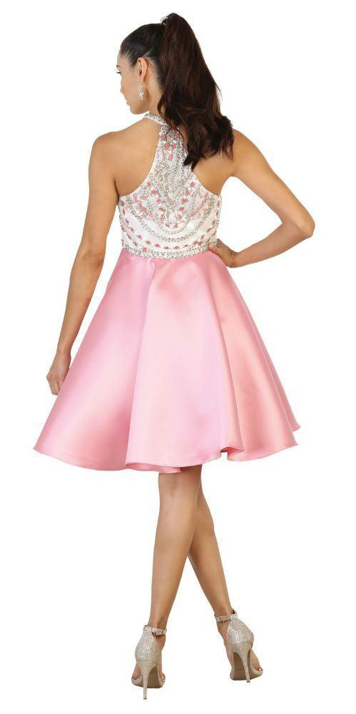 Short Prom Dress Homecoming Cocktail Party - The Dress Outlet