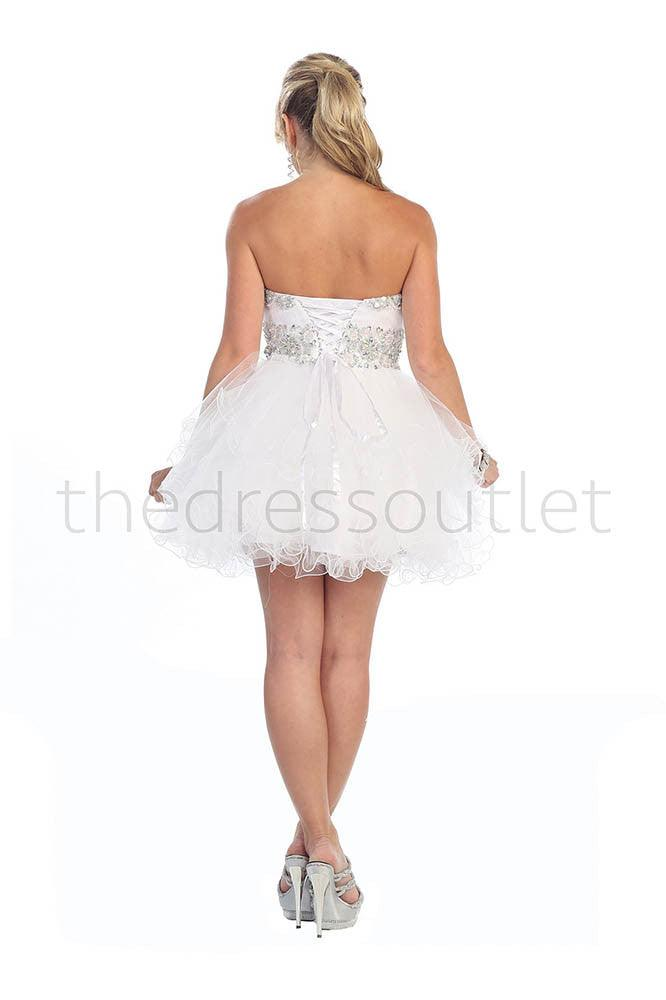 Plus Size Homecoming Dresses - The Dress Outlet