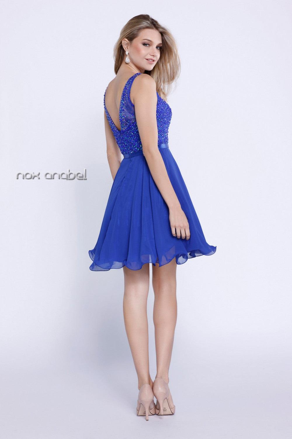 Short Prom Sexy Cocktail Dress - The Dress Outlet