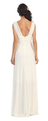 Wedding Long Gown Plus Size - The Dress Outlet  May Queen