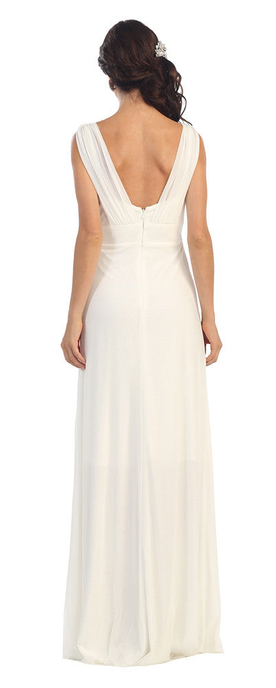 Wedding Long Gown Plus Size - The Dress Outlet
