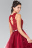 Sleeveless Prom Short Dress Homecoming - The Dress Outlet Elizabeth K