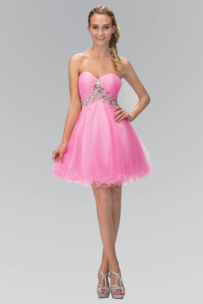 Sweetheart Prom Dress Formal Homecoming - The Dress Outlet Elizabeth K