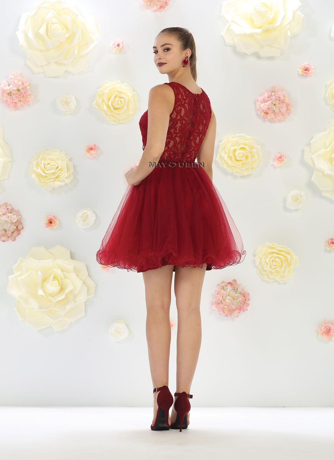 Short Prom Dresses - The Dress Outlet