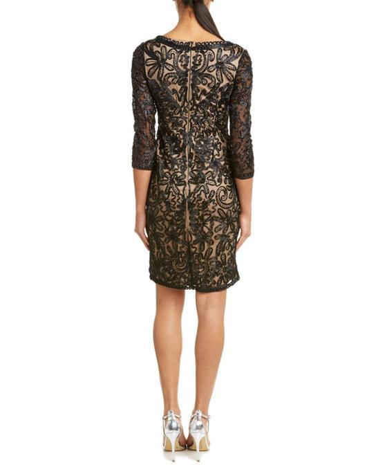 Sue Wong Short Cocktail Dress Formal - The Dress Outlet