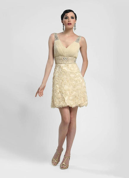 Sue Wong Sexy Short Dress Cocktail - The Dress Outlet