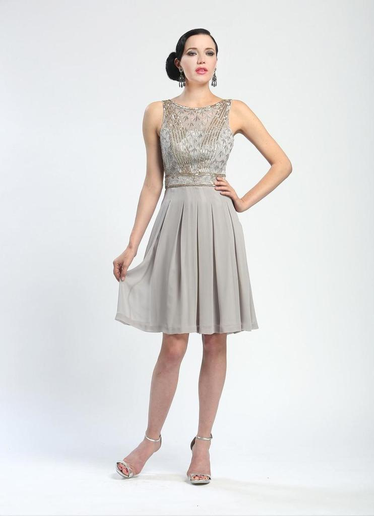 Sue Wong Formal Cocktail Dress Short - The Dress Outlet  Sue Wong