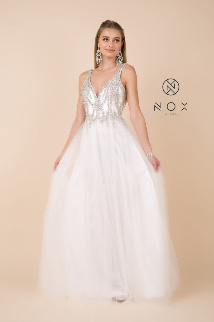Wedding Long Dress - The Dress Outlet Nox Anabel