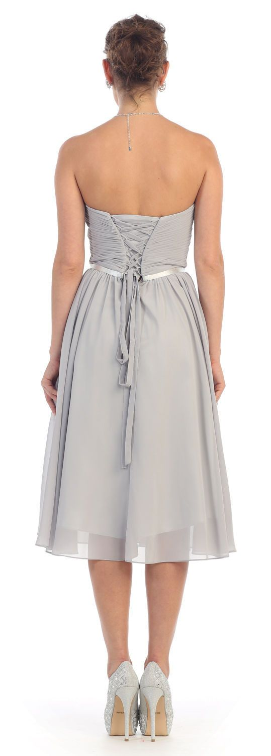 Short Prom Dress Plus Size Formal Cocktail - The Dress Outlet  May Queen