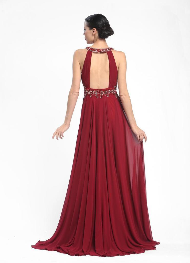 Sue Wong Sexy Long Formal Dress Evening Gown Prom - The Dress Outlet