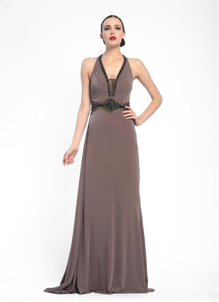 Sue Wong Long Evening Gown Formal Dress - The Dress Outlet