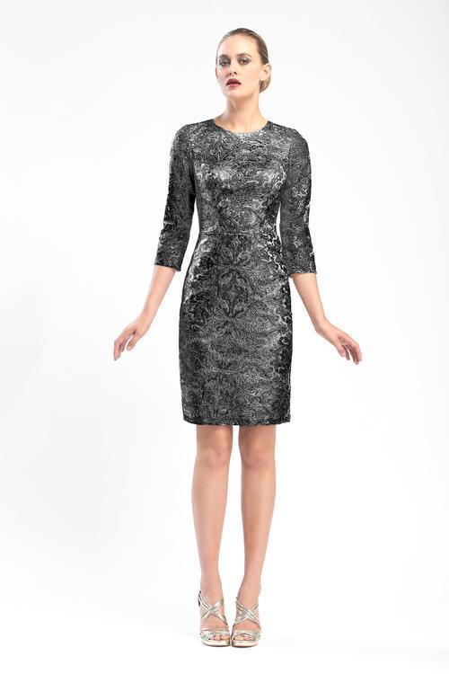 Sue Wong Short Dress Formal Cocktail - The Dress Outlet Sue Wong