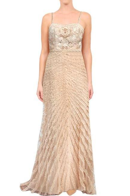 Sue Wong Long Formal Dress Prom Evening Gown - The Dress Outlet Sue Wong
