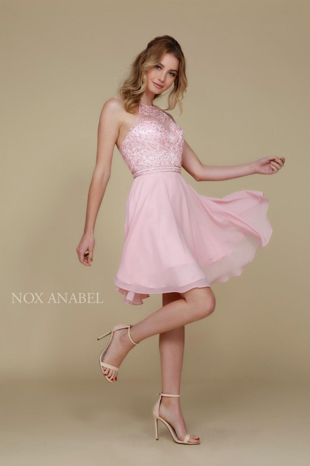Short Sexy  Prom Homecoming Dress - The Dress Outlet