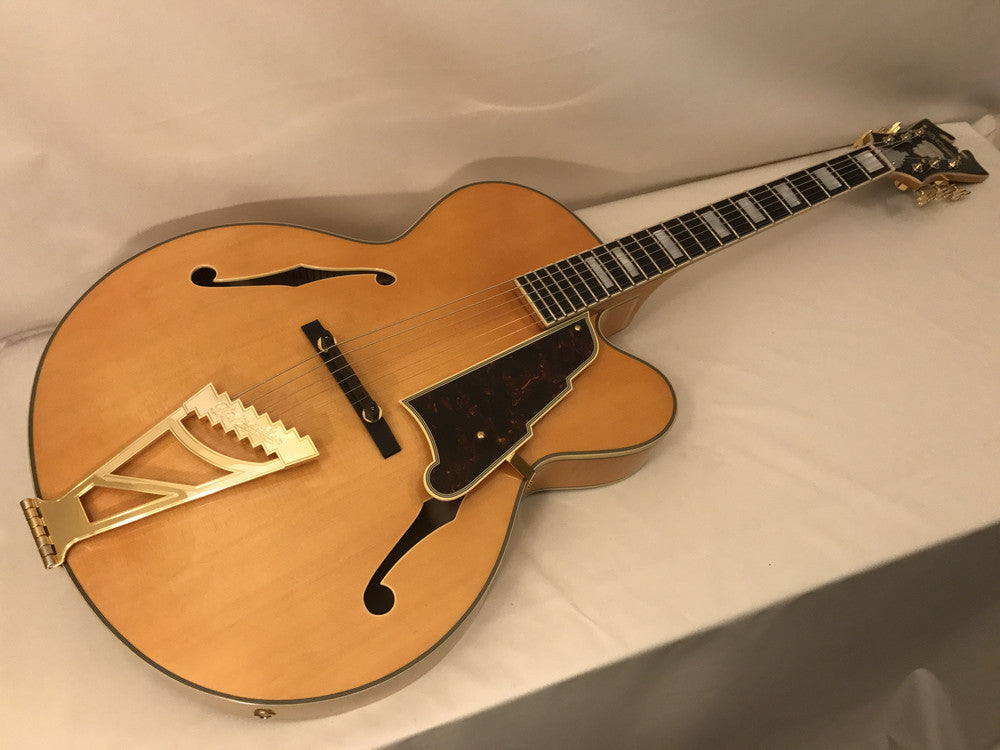 D'Angelico EXL-1A Acoustic/Electric Guitar